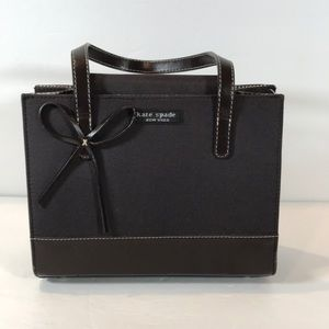 Kate Spade Purse Black and Brown